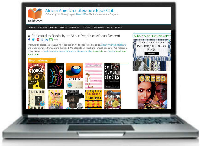 All About AALBC, the Premier Website Dedicated to Books By