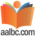 Logo for AALBC.com, the African American Literature Book Club