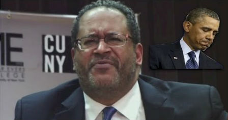 Michael Eric Dyson Goes off on President Obama Video by Troy Johnson