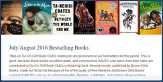 September eNewsletter: Bestselling Books, 118 Book Events, and More