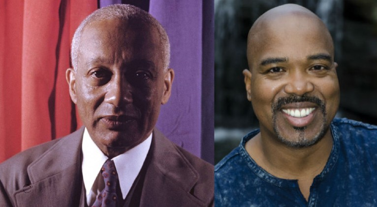 Alain Locke and Introduction by Troy Johnson photo