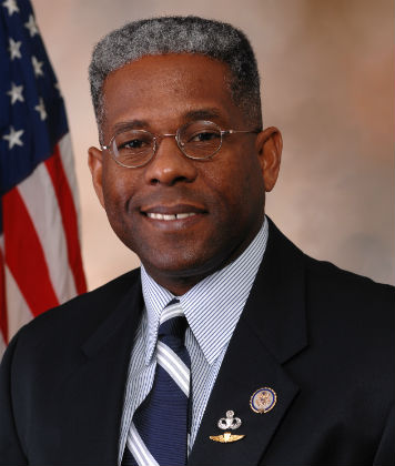 Allen Bernard West photo