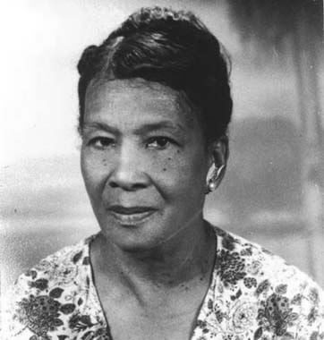 Amy Jacques Garvey photo