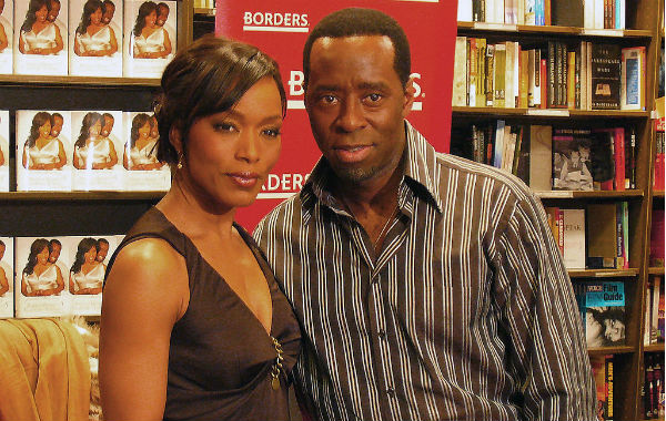 Angela Bassett and Courtney B. Vance photo