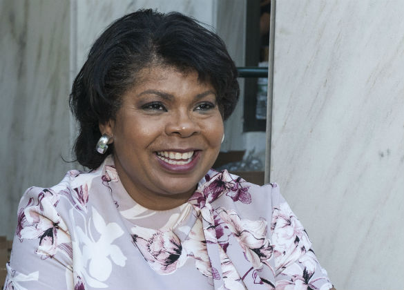 April Ryan photo