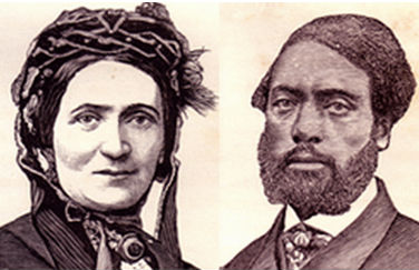 William Craft and Ellen Craft photo