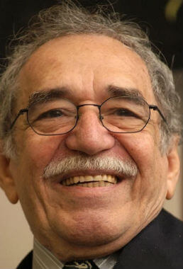 Gabriel Garcia Marquez photo