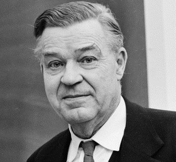 Gunnar Myrdal photo