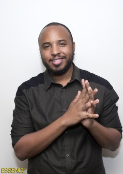 Justin Simien photo