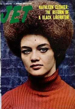 Kathleen Cleaver photo