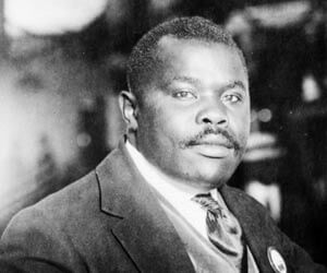 Marcus Mosiah Garvey photo