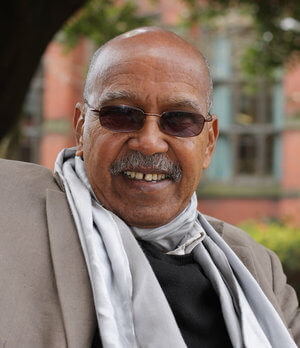Nuruddin Farah photo