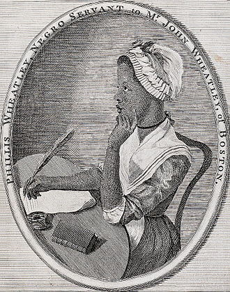 Phillis Wheatley photo