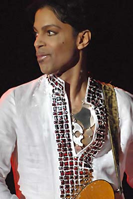 Prince Rogers Nelson photo