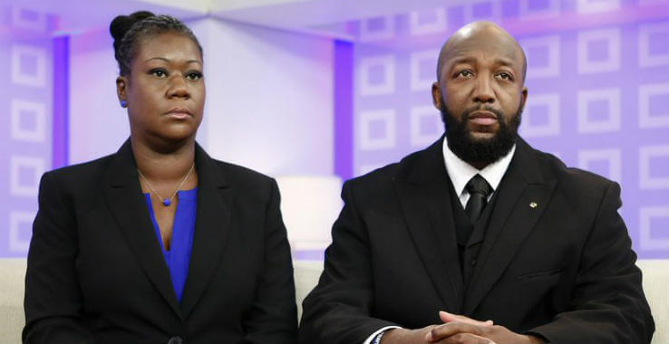 Sybrina Fulton and Tracy Martin photo