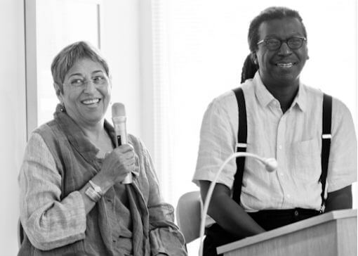 Toi Derricotte and Cornelius Eady photo