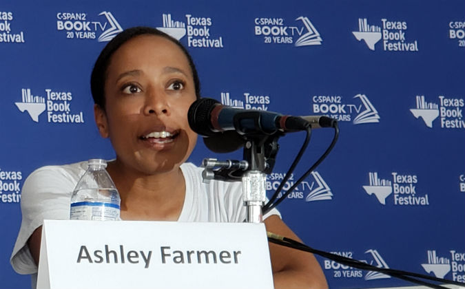 Ashley D. Farmer photo