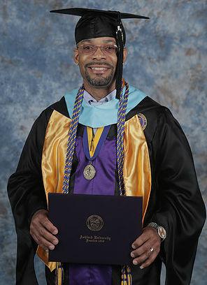 graduate Bradley Fowler