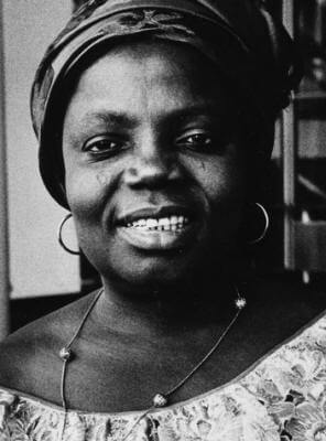 Buchi Emecheta photo