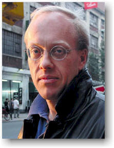Chris Hedges photo
