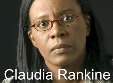 Claudia Rankine photo