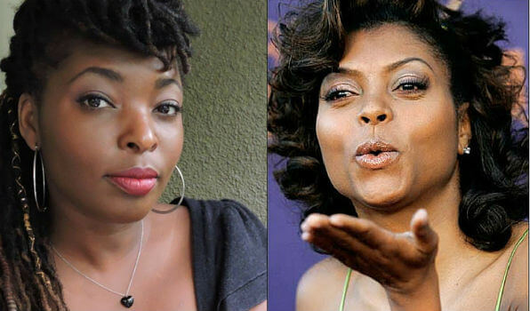 Taraji P. Henson and Denene Millner photo