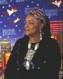 Faith Ringgold photo
