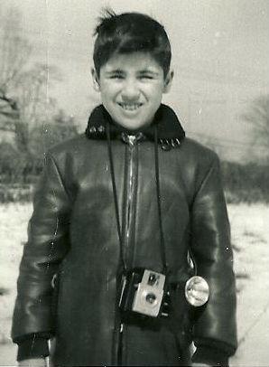 Gary Golio 1963, age 10