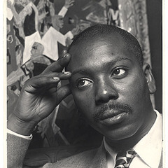 Jacob Lawrence photo