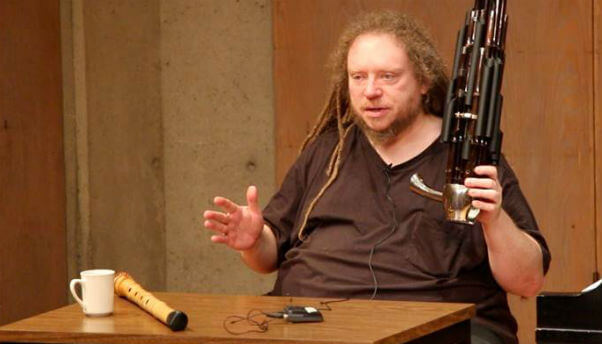Jaron Lanier photo