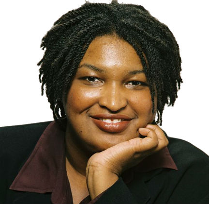 Stacey Abrams photo