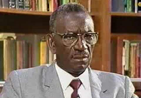 A study of the african origin of civilization according to cheikh anta diop