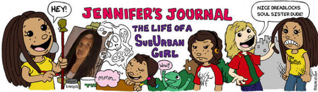 Jennifer's Journal: The Life of a SubUrban Girl