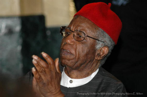 Chinua Achebe, Author Info, Published Books, Bio, Photo, Video, and More