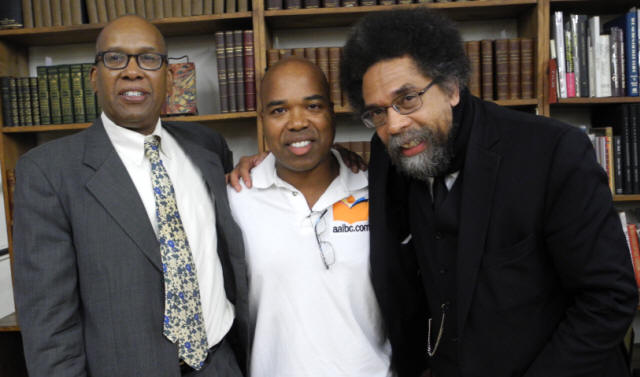 Darryl-Pinckney-Troy-Johnson-Cornel-West