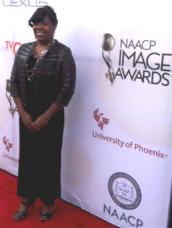 Gwen Richardson���s Experience at the 2015 NAACP Image Awards Ceremony
