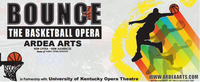 Bounce Opera Poster