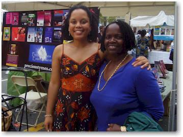 DuEwa M. Frazier & Gloria Mallette