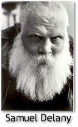 Samuel R Delany Author border=