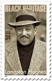 Langston hughes author poet and playwright