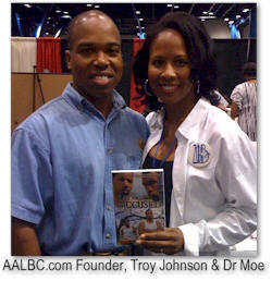 Troy Johnson & Dr. Monica Anderson