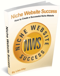 Niche Website Success by Lisa Irby