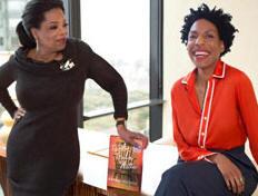 Oprah and Ayana