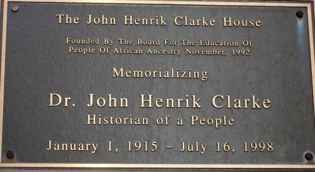 A Great and Mighty Walk - John Henrik Clarke - Essay - mislam1