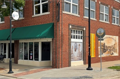 Photo The Black Wall Street Bookstore, Tulsa Oklahoma