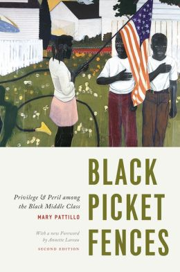 Black Picket Fences: Privilege and Peril among the Black Middle Class by Mary Pattillo