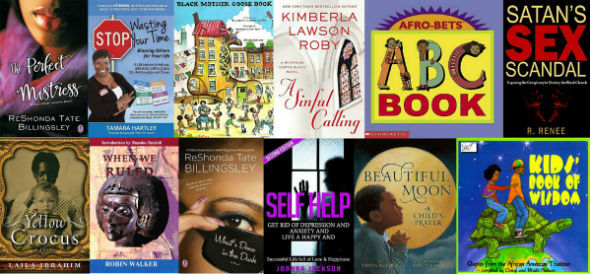 Bestselling Books May/June 2016
