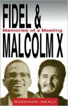 Fidel & Malcolm Book Cover