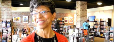 Mother Pearl at Unerground Book bookstore
