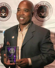 Troy Johnson LIterary Activist of the Year